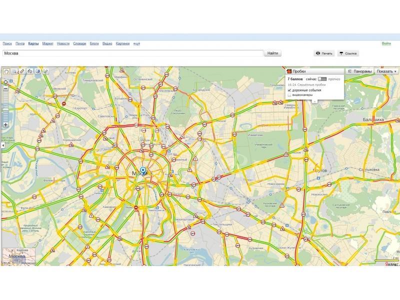 карта москвы панорама улиц яндекс самое свежее