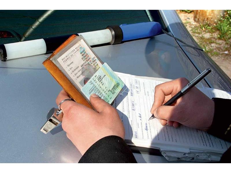 какие документы должен брать с собой наемный водитель